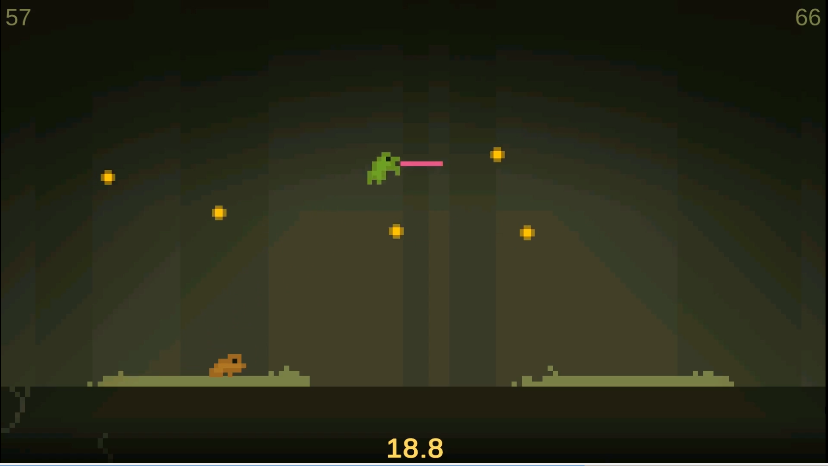 Toads and Fireflies style of game example